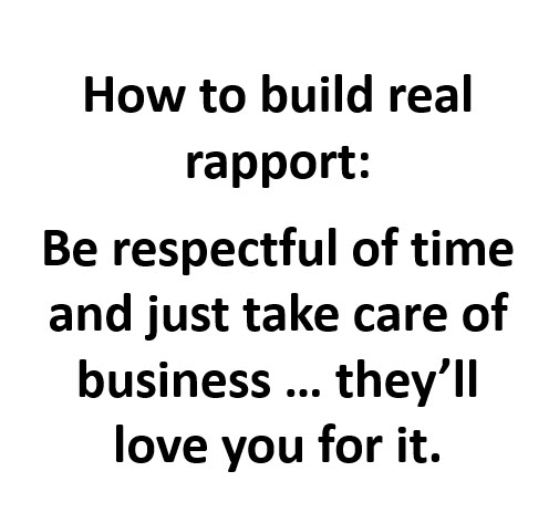 Real Rapport